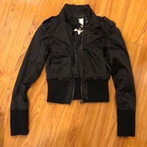 Arden B Black Jacket